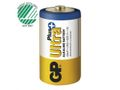 GP Batteri GP Ultra Plus_ Size D_ LR20_ 1_5v (2p)