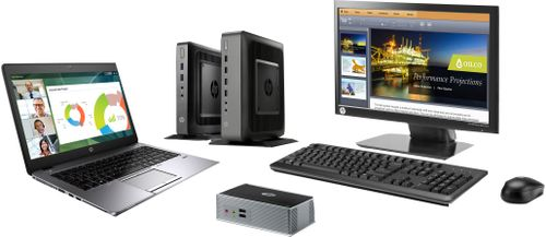 HP t310 All-in-One Zero-klient (J2N80AA#ABY)