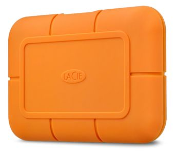 LACIE RUGGED SSD 500GB 2.5IN USB3.1 TYPE-C              IN EXT (STHR500800)