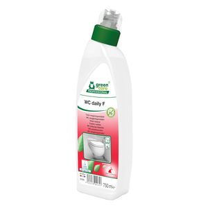 ABENA Toiletrens,  Green Care Professional WC daily F, 750 ml, uden farve og parfume (1000002067*10)
