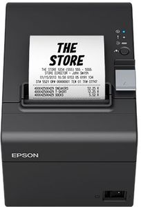 EPSON TM-T20III,  ETHERNET, PS, BLK (C31CH51012)