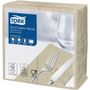 KD Middagsserviet, Tork Advanced, 2-lags, 1/8 fold, 39x39cm