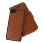 CRAVE Leather Guard iPhone 7 / 8 Dark Brown
