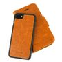 CRAVE Leather Guard iPhone 7 / 8 Brown