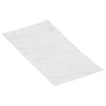 Standardpose,  0,5 l, klar, LDPE/ virgin,  9x18cm