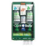 Førstehjælpsstation,  QuickSafe Food Industry, 25, 3x43cm,  klar, steril