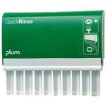 Øjenskyl, QuickRinse Mini, 3, 2x23x19cm,  20 ml, klar, steril