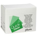 Sårrenseserviet,  QuickClean,  vand, steril