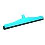ABENA Gulvskraber,  Vikan, blå, PP/gummi, 50 cm, med dobbeltblad *Denne vare tages ikke retur*