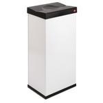 Affaldsspand,  Hailo Big Box, 52 l, hvid *Denne vare tages ikke retur*
