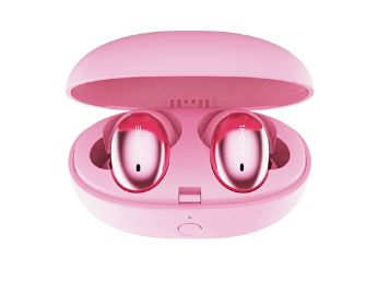 1MORE Stylish E1026BT-I Truly Wireless Headphones (TWS) Pink (E1026BT-I-Pink)