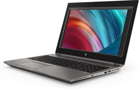 HP ZB 15 G6 i7-9850H 15.6inch FHD AG LED UWVA 32GB DDR4 1TB SSD Nvidia Quadro RTX3000 6GB Webcam ax+BT 4C Batt FPR W10P 3YW (NO) (6TV31EA#ABN)