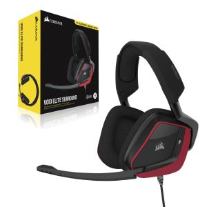 CORSAIR - Gaming VOID ELITE Surround, Cherry (CA-9011206-EU)
