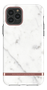 Richmond & Finch White Marble, New iPhone 5.8 screen, rose gold detail