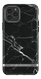 Richmond & Finch Black Marble, New iPhone 5.8 screen, silver details