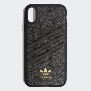 ADIDAS Moulded Case iXR Snake, Black TPU For Apple iPhone XR (32831)
