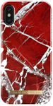 iDEAL OF SWEDEN IDEAL FASHION CASE (IPHONE X SCARLET RED MARBLE) (IDFCS18-I8-71)