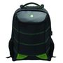 BESTLIFE 17'' BestLife Gaming Backpack Snake Eye, Black/Green