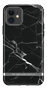 Richmond & Finch Black Marble, New iPhone 6.1 screen, silver details