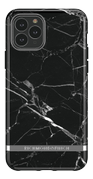 Richmond & Finch Black Marble, New iPhone 6.5 screen, silver details