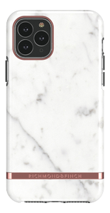 Richmond & Finch White Marble, New iPhone 6.5 screen, rose gold detail (IP265-116)