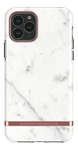 Richmond & Finch White Marble, New iPhone 6.5 screen, rose gold detail