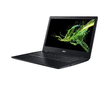 "ACER Aspire 3 17,3"" HD+ Celeron N4100 Quad Core, 8 GB RAM, 256 GB SSD, Windows 10 Home (NX.HF2ED.00L)"