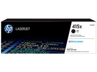 HP 415X Black LaserJet Toner Cartridge (W2030X)