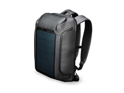 4smarts Kingsons Beam Solar Backpack Solcellepanel på rygg, USB-uttak (K9381W)