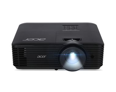 ACER Beamer ACER X128HP  4000 Lumen DLP black (MR.JR811.00Y)