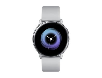 SAMSUNG GALAXY WATCH ACTIVE R500 SILVER (SM-R500NZSANEE)