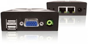 ADDER TECH X200 USB KVM & Audio Remote (X200AS/R-UK)