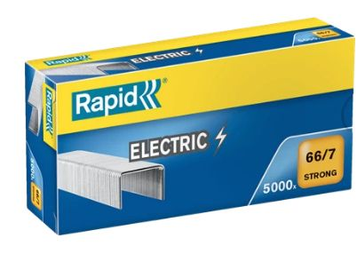 RAPID staples Strong 66/7 Galv. B/5000 (24867900*5)