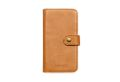 Nic & Mel Andrew , wallet case for iPhone 6/6s/7/8, cognac leather