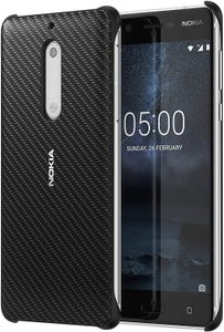 NOKIA Carbon Fibre Design Case F-FEEDS (CC-802B)
