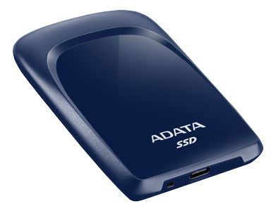 A-DATA SC680 240GB External SSD USB3.2 Blue (ASC680-240GU32G2-CBL)