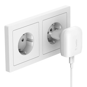BELKIN 18W USB-C Home Charger (F7U096VFWHT)