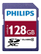 PHILIPS SD SDXC Card 128GB Card Class 10
