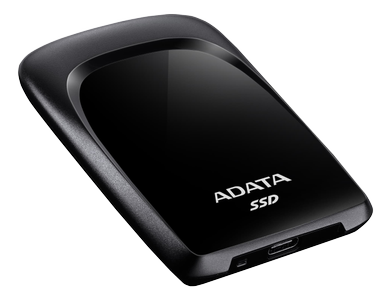 A-DATA SC680 960GB External SSD USB3.2 Black (ASC680-960GU32G2-CBK)