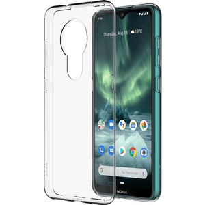 NOKIA 7.2/6.2 Silicon Case CC-162 Clear (8P00000086)