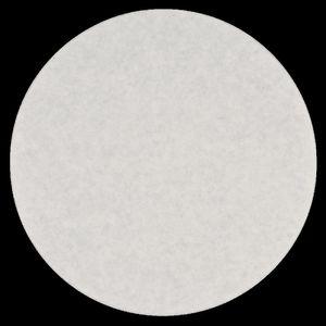 ABENA Rundfilter,  filterpapir,  bleget (3714)