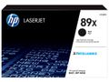 HP 89X BLACK LASERJET TONER CARTRIDGE SUPL