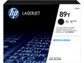 HP 89Y Black LaserJet Toner Cartridge