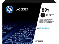 HP 89Y Black LaserJet Toner Cartridge (CF289Y)
