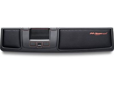 MOUSETRAPPER advance 2.0, black/ coral (MT120)