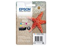 EPSON Multipack 3-colours 603 Ink (C13T03U54010)