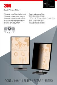 3M Privacy Filter for 21.5i Widescreen Portrait Monitor (PF215W9P)