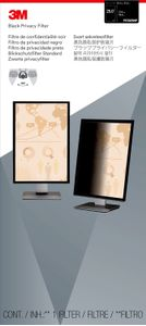 "3M databeskyttelsesfilter for 25"""" Widescreen Monitor Portrait - Privacy-filter for skærm - 25"""" bred (7100142919)"