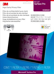 3M High Clarity Privacy Filter for Microsoft Surface Pro 5 (7100143107)