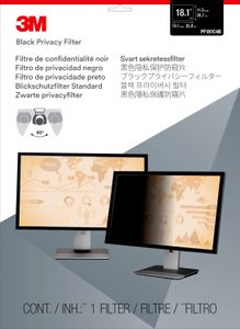 3M Privacy Filter for 18.1 Standard Monitor (PF181C4B)
